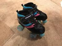 Girls Rollerboots size 1