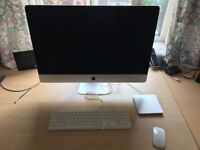 Apple iMac 27inch 5k (2017) (Used - good condition)