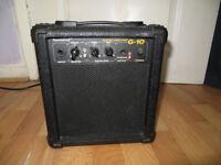 amp, guitar amp, Burswood amp