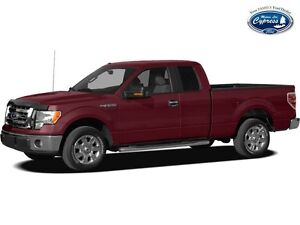2010 Ford F-150 Lariat (Power Pedals  Back Up Sensors)