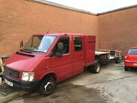 vw lt 46 5th wheel (mini arctic)
