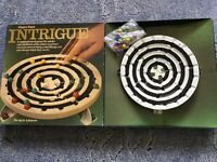 Wiggins Teape Intrigue Strategy Game