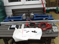 Reich Caravan Motor Mover Complete with all required fittings ect