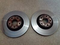 Ford Focus ST-250 FRONT BRAKE DISCS £20
