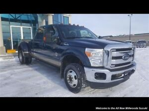 2014 Ford F-350 Super Duty Lariat- Leather, Heated Seats, Dually