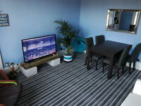 Double bedroom for rent in 2bed flat - all bills included