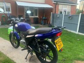 Lexmoto street 125 cc