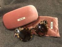 MIU MIU Stunning Designer Sunglasses For sale