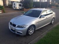BMW 320 MSPORT DIESEL HPI CLEAR 2011 MODEL