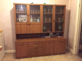 Large cabinet free pick up