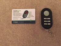 Visonic remote control Keythob MCT-237, fully working