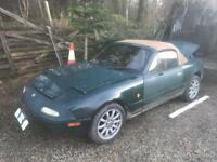 Tons of mx5 parts! Turbo, manifold. lots! Engine, gearboxs
