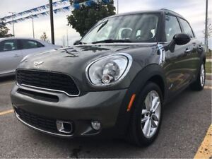2013 MINI Cooper Countryman *Cooper S|AWD|