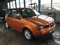 seat arosa 1 year mot