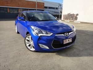 Hyundai Veloster FOR SALE Woolloongabba Brisbane South West Preview