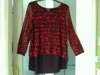 Smart size 16 new top