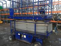 Scissor Lift 6m Grove Manlift