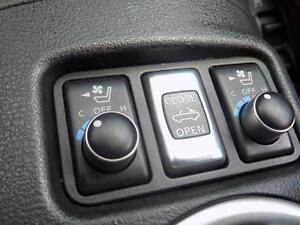 Nissan 370Z Roadster 2011 Convertible Rouge vin Manuelle Québec City Québec image 15