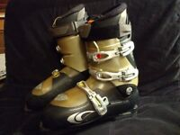 Salomon Ellipse 9 Ski Boots Size 11