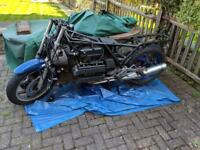 1987 BMW K100 RS - Low Mileage (45012 miles) - Project Bike