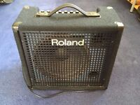 Roland 4 Channel Mixing Keyboard Amplifier - KC 100