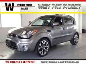 2012 Kia Soul 4U| SUNROOF| BLUETOOTH| BACKUP CAM| 73,300KMS