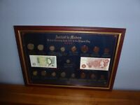 The British Heritage Ancient to Modern Collection - Coins - Notes