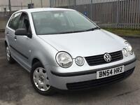 Volkswagen Polo 1.2 E 55 2005 + 12 MONTHS MOT + 2 KEEPERS FROM NEW + DRIVES SUPERB