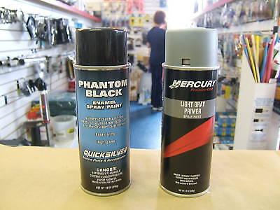 Blacklight Spray (MERCURY PHANTOM BLACK & LIGHT GRAY PRIMER SPRAY)