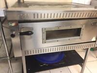 Pizza Oven, Commercial