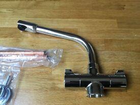 Kitchen swivel mixer tap - unused