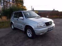 2004 04 SUZUKI GRAND VITARA 2.0 TD 4X4 5 DOOR CALL 07908275624