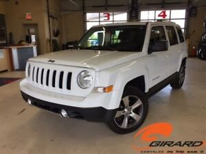 2016 Jeep Patriot HIGH ALTITUDE*4X4*TOIT OUVRANT*CUIR*BLUETOOTH*