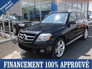 2010 Mercedes-Benz GLK-Class GLK350 4MATIC**69$/SEM*FINANCEMENT