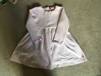Ted Baker 18-24 matching dress and coat WORN ONCE