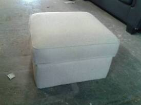 Ex display footstool good value only £10