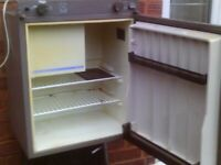 caravan electrolux 212f 3 wat fridge
