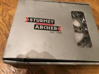 Sturmey Archer - Single Speed Chainset - NEW IN BOX