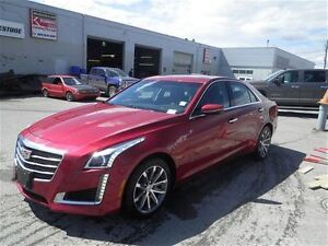 2016 Cadillac CTS 3.6L Luxury Collection | Nav | Bluetooth