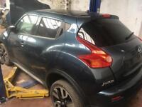 Nissan Juke 2013 patrol spare and repair