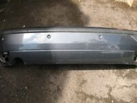 Ford Focus Mk1 Rear Bumper with Parking Sensors