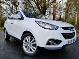 2011 Hyundai IX35 Premium 2.0 CRDI 134bhp 4x4, Stunning Example! Huge Spec! FSH! FINANCE/WARRANTY