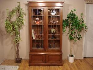 Buy or sell hutchs display cabinets in ontario for Meuble antique kijiji