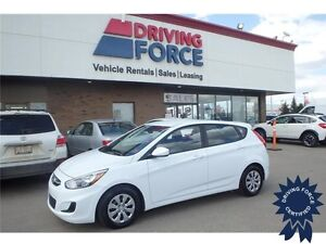 2016 Hyundai Accent GL Front Wheel Drive - 37,755 KMs, Seats 5