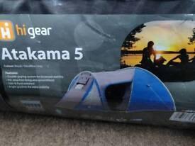 Atakama 5 Hi gear tent