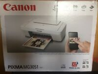 Canon printer brand new in box white was ££44.99 now £30