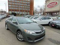 2012 Toyota Camry LE NAVIGATION ALLOYS P.SEATS ONE OWNER