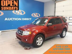 2012 Ford Escape XLT ONLY 43108KM! FINANCE NOW!