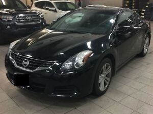 2012 Nissan Altima 2.5 S | LEATHER | ROOF | CAM