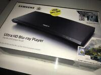 Samsung Ultra HD Blu-Ray Player 4K